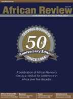 African Review August-2014
