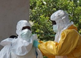 IFRC calls for aid to tackle DRC Ebola outbreak