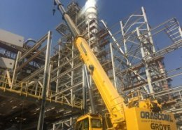 Orascom Construction expands its fleet in Egypt
