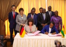 Siemens and Rotan Power sign agreement for power plant project in Ghana