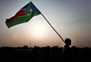 South Sudan seceded from Sudan in July 2011. (Image source: Steve Evans/Flickr)