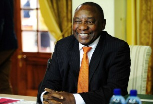 Cyril Ramaphosa vows anti-corruption fight in South Africa