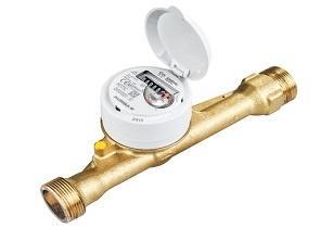 Diehl Metering adds DN25 to range of single-jet meters