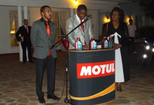 French auto lubricant Motul available in Zimbabwe