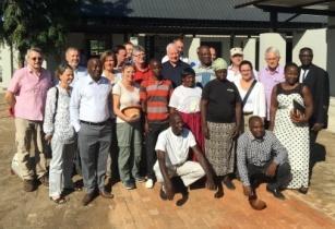 German delegation visits Namibia, focus on major sectors