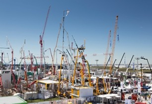 Launch of bauma Africa 2013
