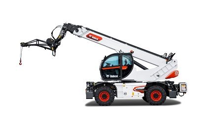 Bobcat launches New Generation Rotary Telehandler range
