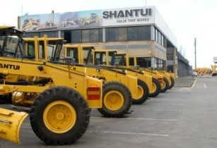 Shantui Equipment bauma Africa