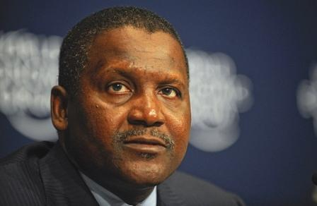 alikodangote  World Economic Forum
