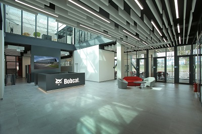 Doosan Bobcat EMEA announced the opening of its headquarters for the EMEA region.