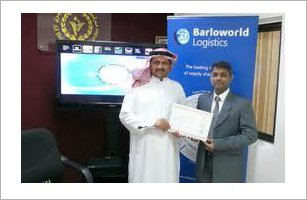 Ensuring, corporate, social, responsibility, plan, Barloworld Logistics' africa, sanjay more, Mr. Abdullah M. Aljaadi