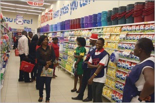 Actis, nigeria, africa, mall, celebrates, Ikeja City Mall opening, in, Lagos