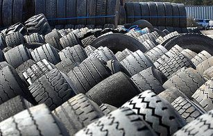 Tyre, South Africa, environment, Edna Molewa, DEA, waste, recycling