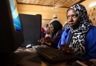 women training African Review of Business and technology