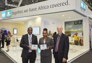 Sibos awards ceremony African Review