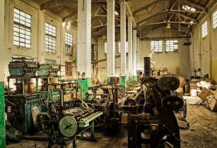 Textile Mill - Stefano Ferro - Flickr