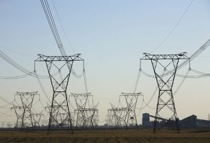 Transmission line electricity Africa
